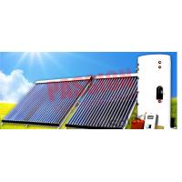 Heat Pipe Solar Water Heater Winter , Copper Coil Solar Water Heater For House Manufactures