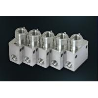 Anodizing Surface Aluminum CNC ServiceHigh Precision Machining Parts OEM Avaliable Manufactures