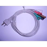 China Meigaoyi ECGLAB TDA3.0 for Holter ECG cable and leadwire on sale