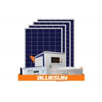 1000V Off Grid Solar Panel System 1000w 2kw 3000watt Solar Panel Equipment Manufactures