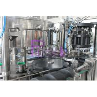 5.5Kw Electric 2 in 1 Can Filling Line Carbonated Drink Can Washing Machine Manufactures