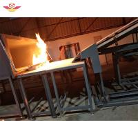Flame And Burning Material Test Machine For Solar Cell Spread UL790 Manufactures