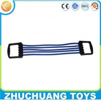 durable natural latex elastic fitness chest expander Manufactures