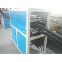 PE Carbon Reinforcing Spiral Pipe Extruder Machine Manufactures