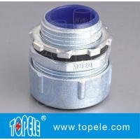 Plum Type Straight Liquid Tight Male Flexible Metal Conduit Connector Fittings Manufactures