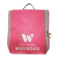 Multifunction Pink Portable Waterproof Travel Toiletry Bag Large Capacity Manufactures
