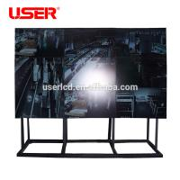 55 Inch Multiple Tv Video Wall Indoor Unique Cell Based Design Manufactures