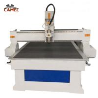 Jinan CAMEL CA-1325 wood machinery/PVC WPC MDF Full Automatic Door Making cnc wood carving machine Manufactures