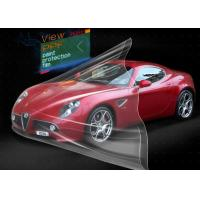 PPF Self Adhesive Clear Protective Film, Scratch Car Paintwork Protection Film Manufactures