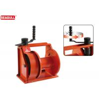 Small Portable Hand Lifting Mechanical Winch Rated Load 250kg Manufactures