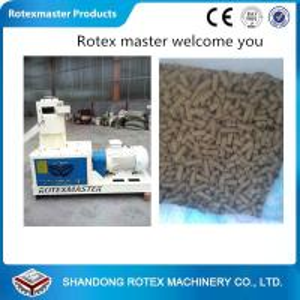 China High Efficiency Flat dieWoodPelletMill Press Machine Corn Husk Pellet Machine on sale