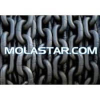 Molastar Electronic Galvanized Studless  Marine Welded Ship Link Anchor Chains Manufactures
