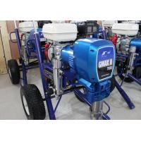 8.3L/Min Heavy Duty Gas Airless Paint Sprayer With High Performance Honda Engine Manufactures