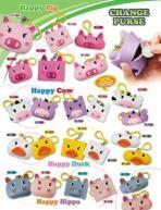 Buy cheap OEM animal purse key chains toy from wholesalers