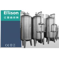 EDI Water Treatment Purification Machine In Bottle Water Filling Line Manufactures
