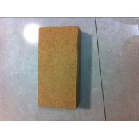 China Refractory Fire Clay Brick, Magical Shape Lightweight Fire Brick Customized on sale