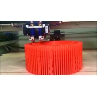CreatBot D600 Super Large Scale 3D Printer 1000W Gross Power With Dual Extruder Manufactures