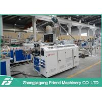Multi Function PVC Ceiling Panel Extrusion Line With CE / SGS / TUV Certificate Manufactures