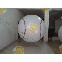 Customized Round 2.5m Sport Balloons Inflatable Durable Fire Resistant Manufactures