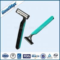 Fda Approved Double Edge Shaving Razor Plastic Material Smooth And Comfortable Manufactures