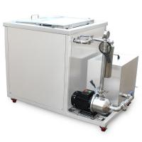 77 Liters Industrial Sonic Cleaner Dip Tank For Kitchenware To Remove Dust , Oil , Grime Manufactures