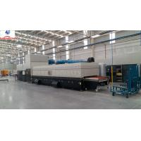 Glass Tempering Furnace Glass Toughening Furnace With High Precision Manufactures