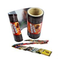 China High Quality PE Plastic Clear Laminating Film Roll For Coffee Seasoning Packaging Film/Snack Sachet Cookie film on sale