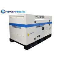 Buy cheap 15KVA Water Cooled Three Phase Powered by Fawde Engine Silent Generator Set from wholesalers