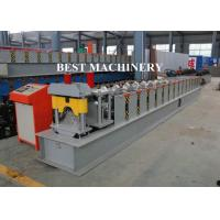 China Classic Galvanized Metal Roof Steel Tile Forming Machine Ridge Cap on sale