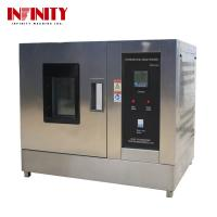 Environmental Test Chamber Hydrostatic Test Chamber for Soles Standard IEC 68 Manufactures