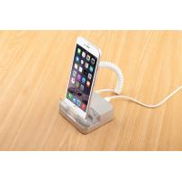 Mobile phone cable lock stands Security Solutions for retail stores with alarm Manufactures