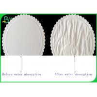 1.4mm 100% Virgin Pulp White Coaster Board For Making Car Air Fresher Or Coaster