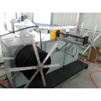China Multi - Color PPR Pipe Machine For Drinking Water , Plastic Pipe Manufacturing Machine on sale