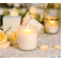 Empty Round shaped colorful Glass Candle Jar With Lid.jpg