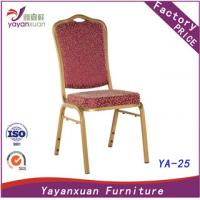 China High Back Banquet Stackable Chairs For Sale (YA-25) on sale