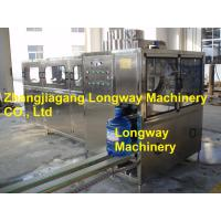 Quality Automatic 3&5 Gallon Bottle Water Production Line (100-2500bph) for sale