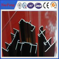 aluminium manufacturer best selling aluminum decoration profiles kitchen cabinet supplier Manufactures
