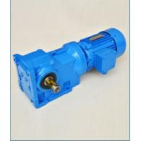 K series Helical Bevel Geared speed motor reducer Manufactures