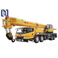 XCT35 XCMG Official Mobile Crane Truck 35 Ton 65m Lifting Height Telescopic Crane Manufactures
