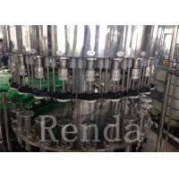 China Automatic Beverage Bottling Equipment Bottled Water Filling Machines on sale