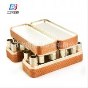 China heat pump heat pump solar heat exchangers applications brazed plate heat exchanger on sale