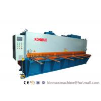 China China manufacturer automatic sheet metal cutting shearing machine on sale