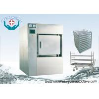 Multiple Sterilization Cycles Compact Pass Through Autoclave With HMI Screen Manufactures