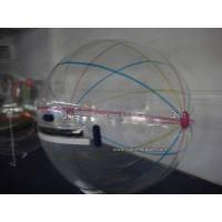 Colour Strips Water Ball PVC TPU Water Walking Ball Inflatable Water Ball Manufactures