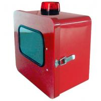 Various Dimensions Large Wall Mounted First Aid Cabinet For Store AED Defibrillator Manufactures