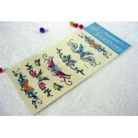 Body Tattoo Sticker (LAM-WS-035) Manufactures