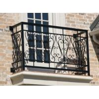 wrought iron balcony railing Manufactures