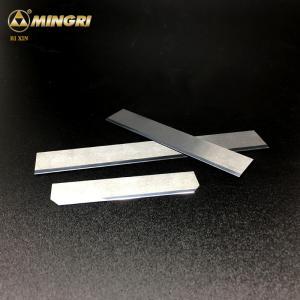 Widia Cemented Tungsten Carbide Strips Fiberglass Wood Cutting Blades Cutter Knife Manufactures