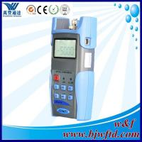 Optical Power Detector Fiber Optic Laser Source power Meter WF3216 Optical power Meter Manufactures