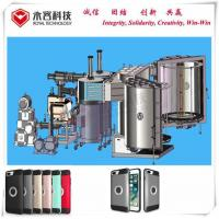 PVD Thin Film Deposition Systems Sputtering For Phone Case , Thermal Evaporation Equipment For Electronics Manufactures